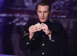 'BGT' Magician Richard Jones Accused Of Copying Another Trick