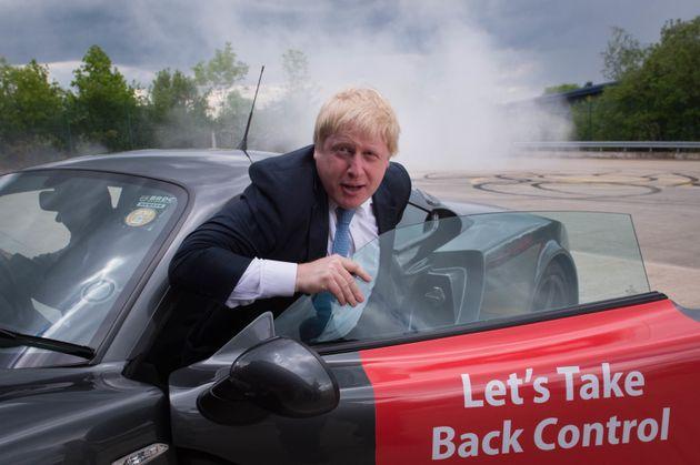 Boris Johnson was called a 'nicer version of Donald