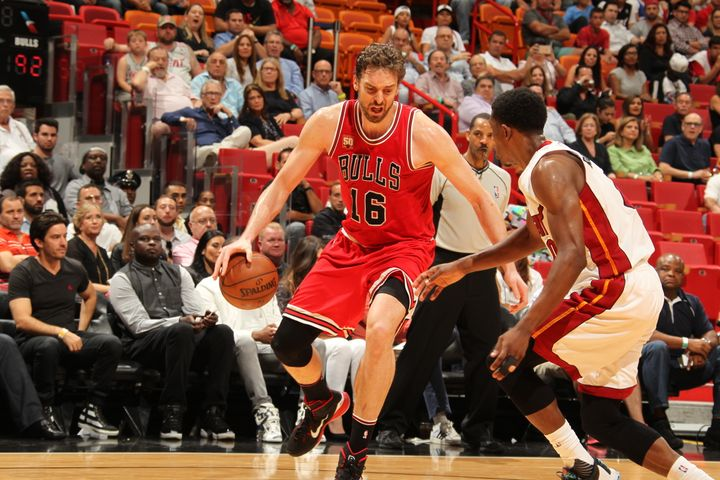 Pau Gasol is considering whether it's worth the risk to attend the 2016 Olymipc Games in Brazil.
