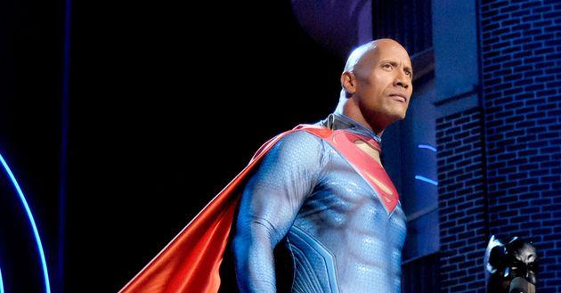Not Superman, but