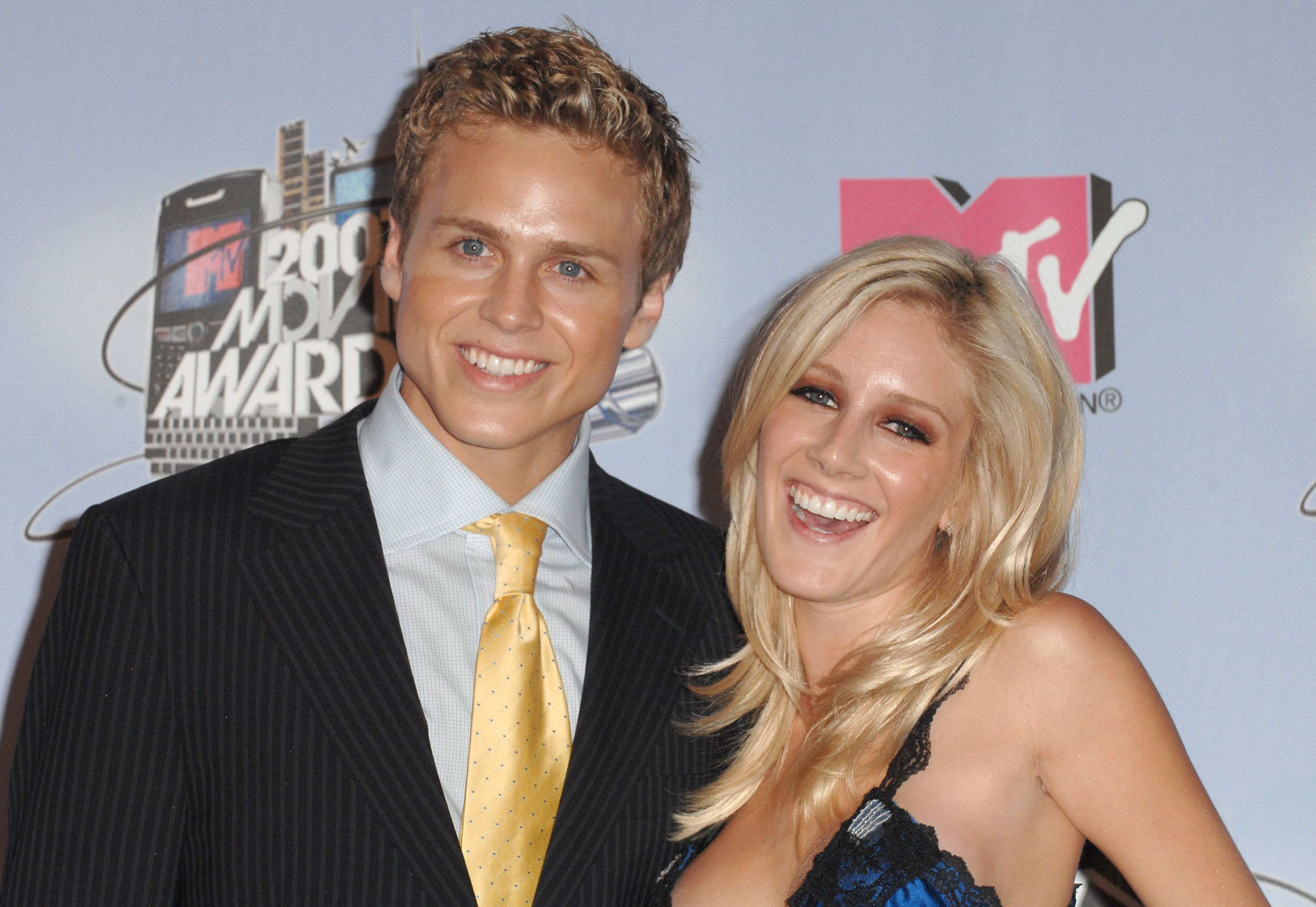 Spencer Pratt and Heidi Montag (Photo by Steve Granitz/WireImage)