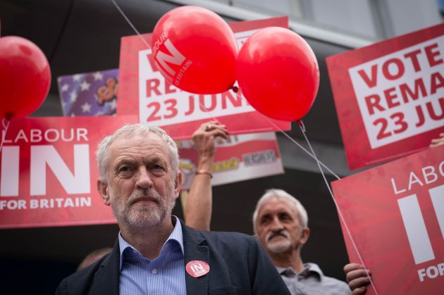 Jeremy Corbyn used his plea to young voters to lament their lack of