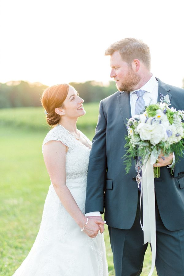 """Tabitha and John's beautiful vineyard wedding at Spout Springs Estates Vineyard in Blaine, Tennessee."" -- <i>Jason ""Jui"