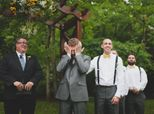 25 Charming Real Wedding Photos That Are Bursting With Love