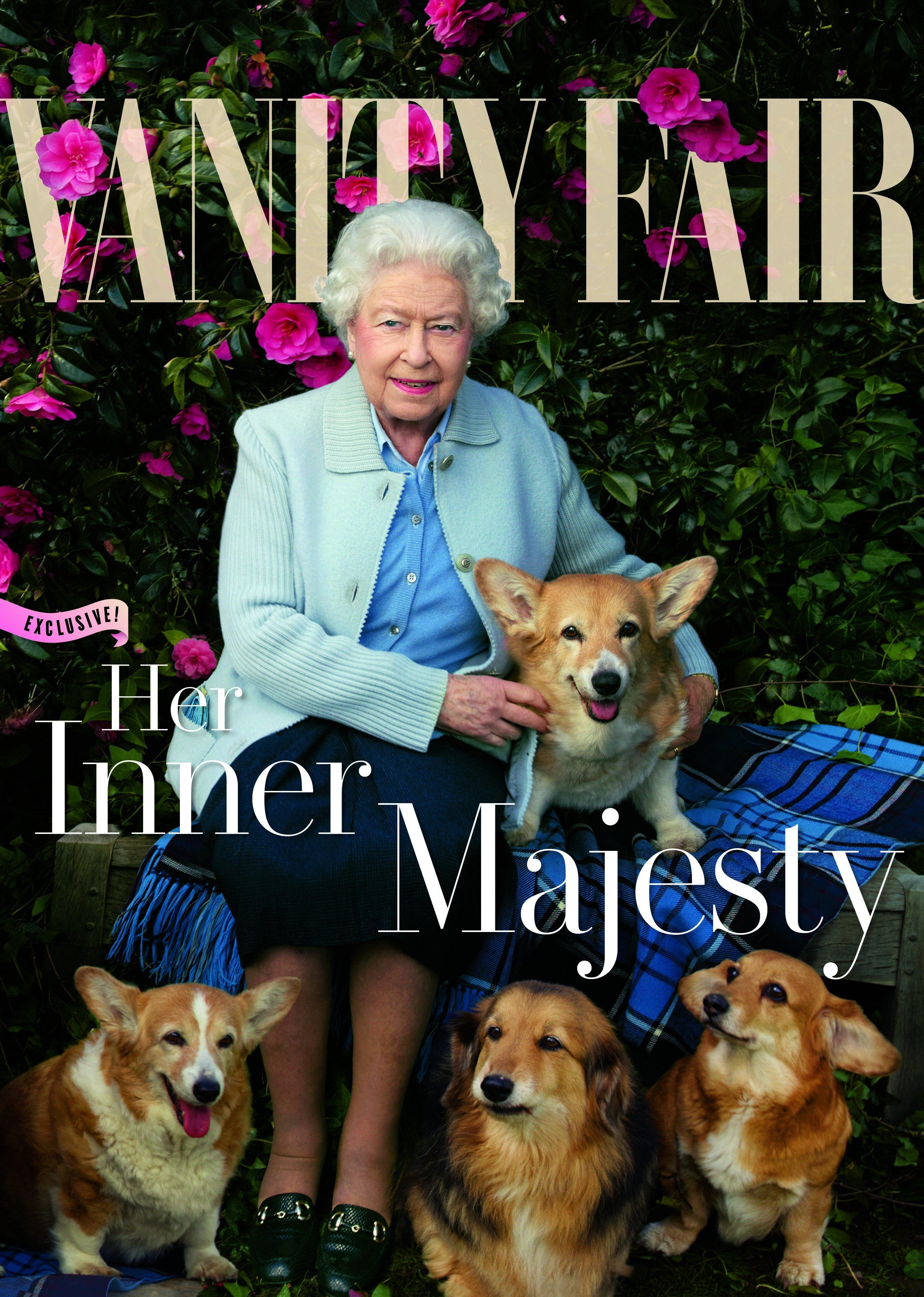 Queen Elizabeth II Gets Upstaged By Her Adorable
