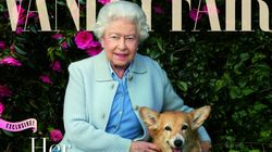 Queen Elizabeth II Gets Upstaged By Her Adorable
