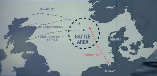 Who Won The Battle Of Jutland And Where Was It