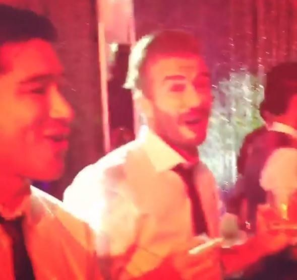 David Beckham's Dad Dancing Is A Sight To