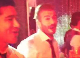 David Beckham's Dad Dancing Is A Sight To Behold