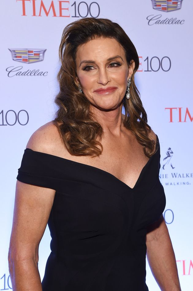 Caitlyn at the Time 100 Gala back in