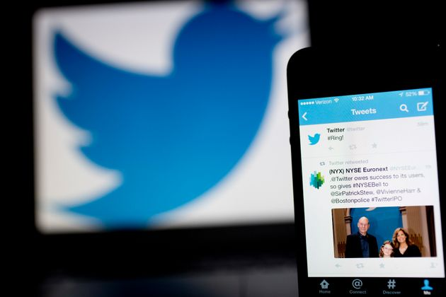 Twitter has come under fire for failing to halt people being berated by abusive