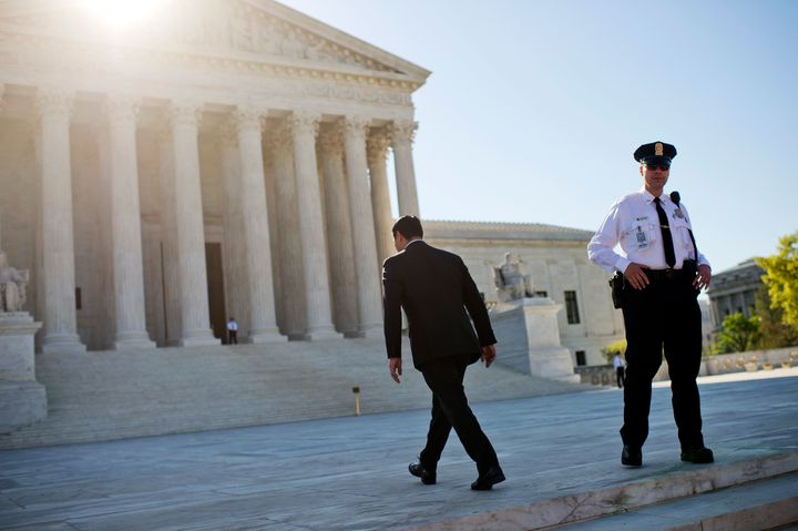 While the Supreme Court weighs the fate of President Barack Obama's executive actions on immigration, a smaller battle over e