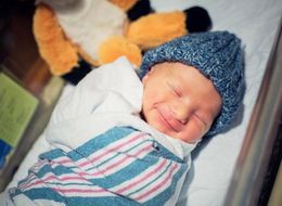 32 First Photos Of Babies Smiling That Will Make Your Heart Burst