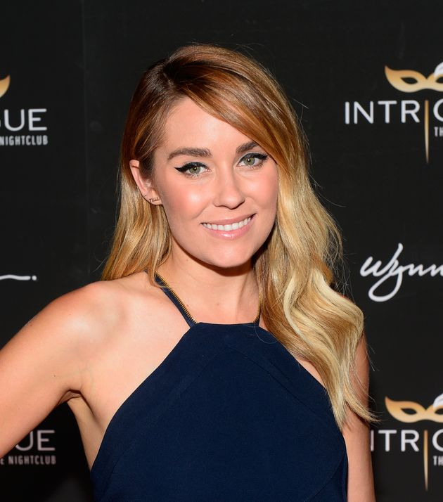 Lauren Conrad at an event last
