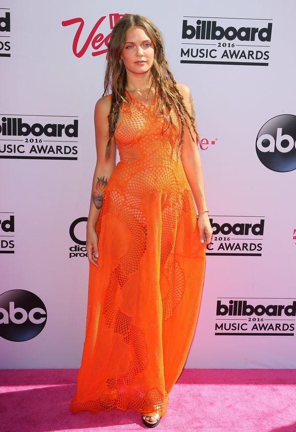 At the 2016 Billboard Music Awards in Las Vegas.
