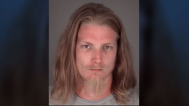 Robert Vance, 31, faces a slew of charges following Monday's incident.