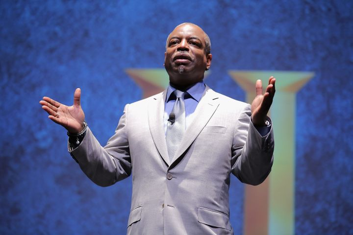 """LeVar Burton explains whythe """"Roots"""" reboot still resonates with today's social issues."""