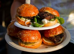 The Secret To Keeping Your Well-Done Burgers From Tasting Like Hockey Pucks