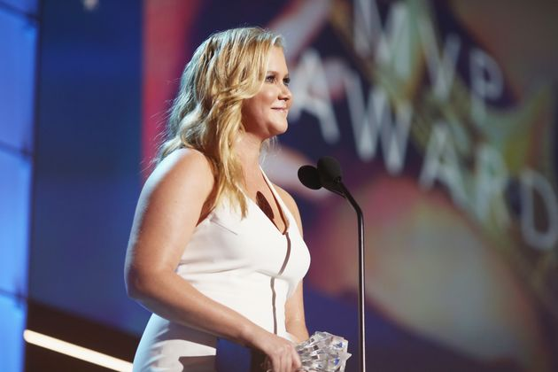 Amy Schumer spoke out against Hollywood's double standards when she accepted the Critics' Choice MVP...