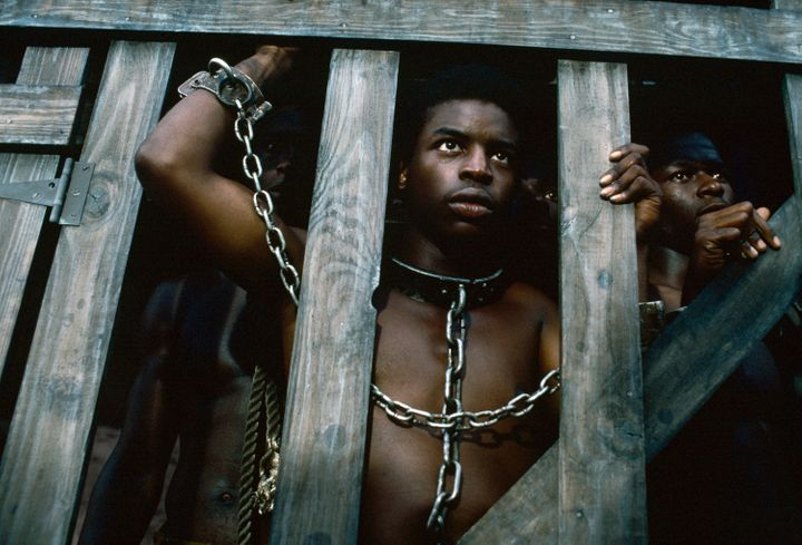 "Kunta Kinte was played by LeVar Burton in the 1977 original ""Roots"" TV miniseries."
