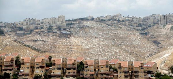Israel's Settlement Drive Is Becoming Irreversible, Diplomats Fear
