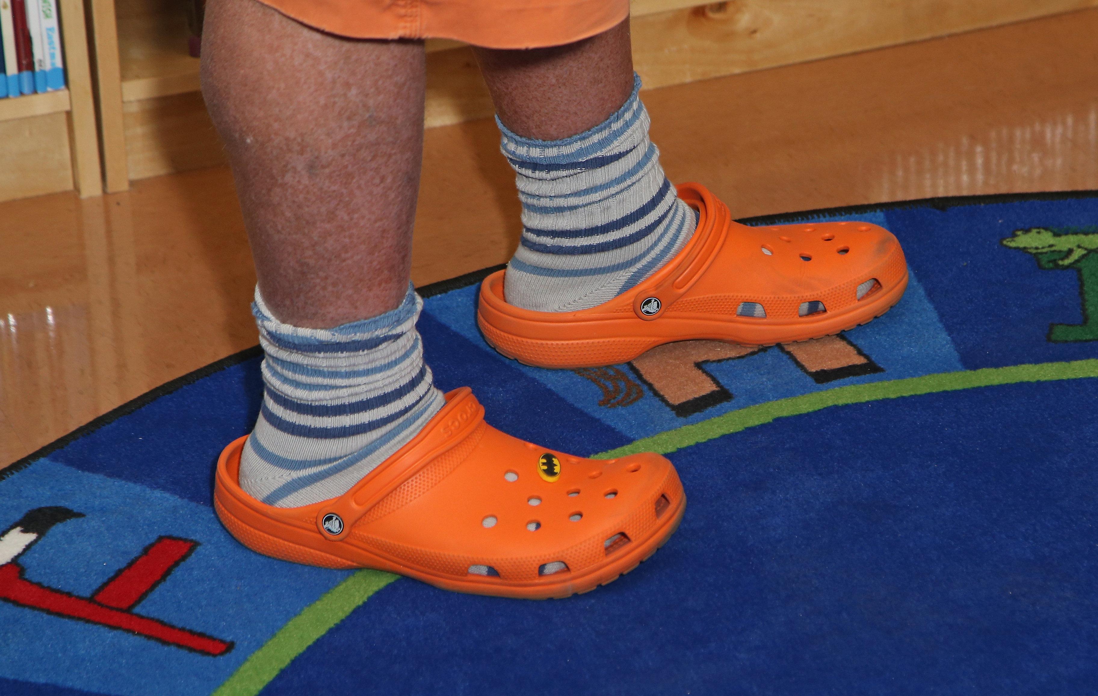 Podiatrists Think About Your Crocs