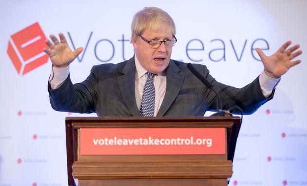 Boris Says Cameron And Osborne Back EU Membership To Go 'Mwah Mwah' With Christine