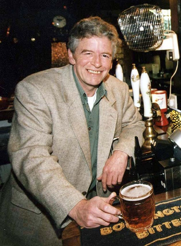 Alan Devereux has died at the age of