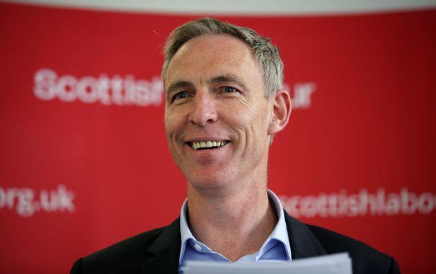 Former Scottish Labour leader Jim