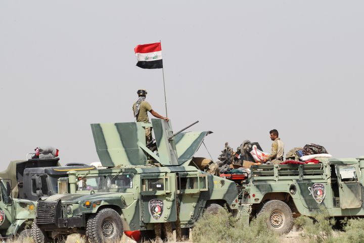 Prime Minister Haider al-Abadi announced Wednesday that Iraq has delayed its assault on the city of Fallujah becaus