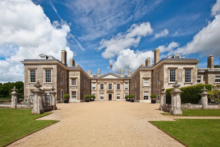 The stunning Althorp Estate.