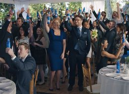 Seth Rogen And Amy Schumer Toast Same-Sex Marriage For Bud Light
