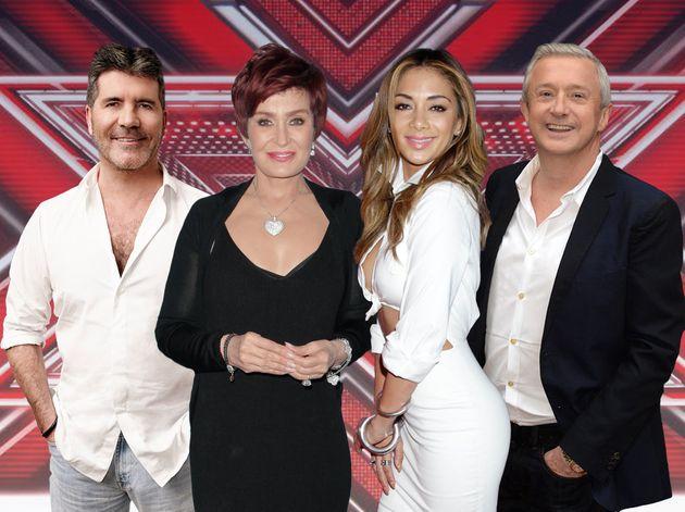 Sharon is returning to the show alongside Simon, Nicole and