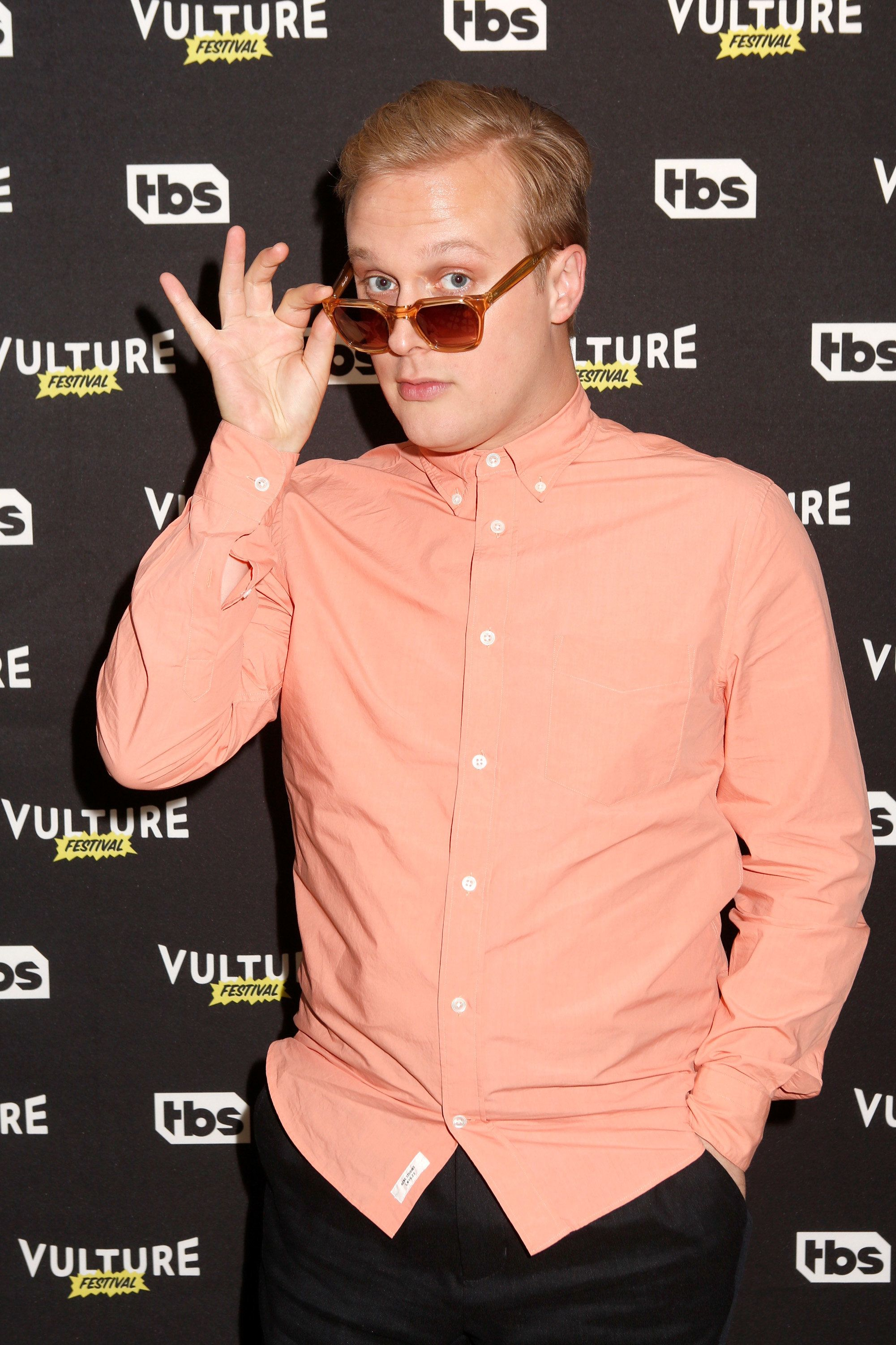 NEW YORK, NY - MAY 22:  John Early attends the TBS Screening of Search Party during the 2016 Vulture Festival at the Crosby Street Hotel on May 22, 2016 in New York City.  (Photo by Thos Robinson/Getty Images for Vulture Festival)