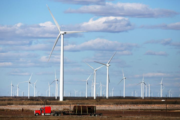 Scientists are working to overcome some of the last remaining technological barriers to using renewables, like wind, on