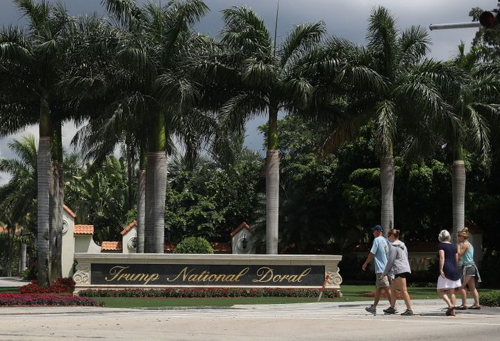 The presidential candidate has assets includingTrump National Doral, but thefinancial disclosures don't pro