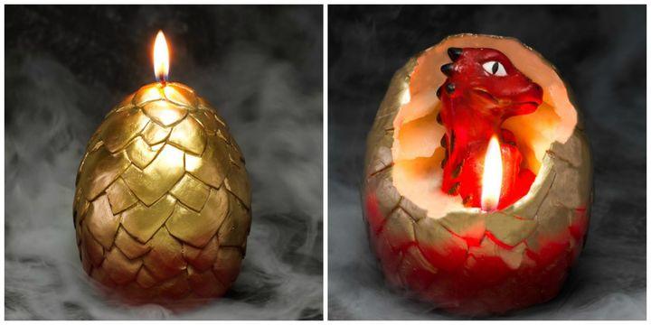 dinosaur candle egg ile ilgili görsel sonucu