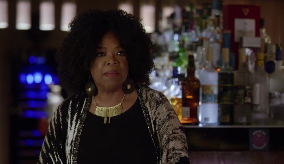 "Mavis McCready is the like ""black sheep"" of the Greenleaf family, Oprah says."