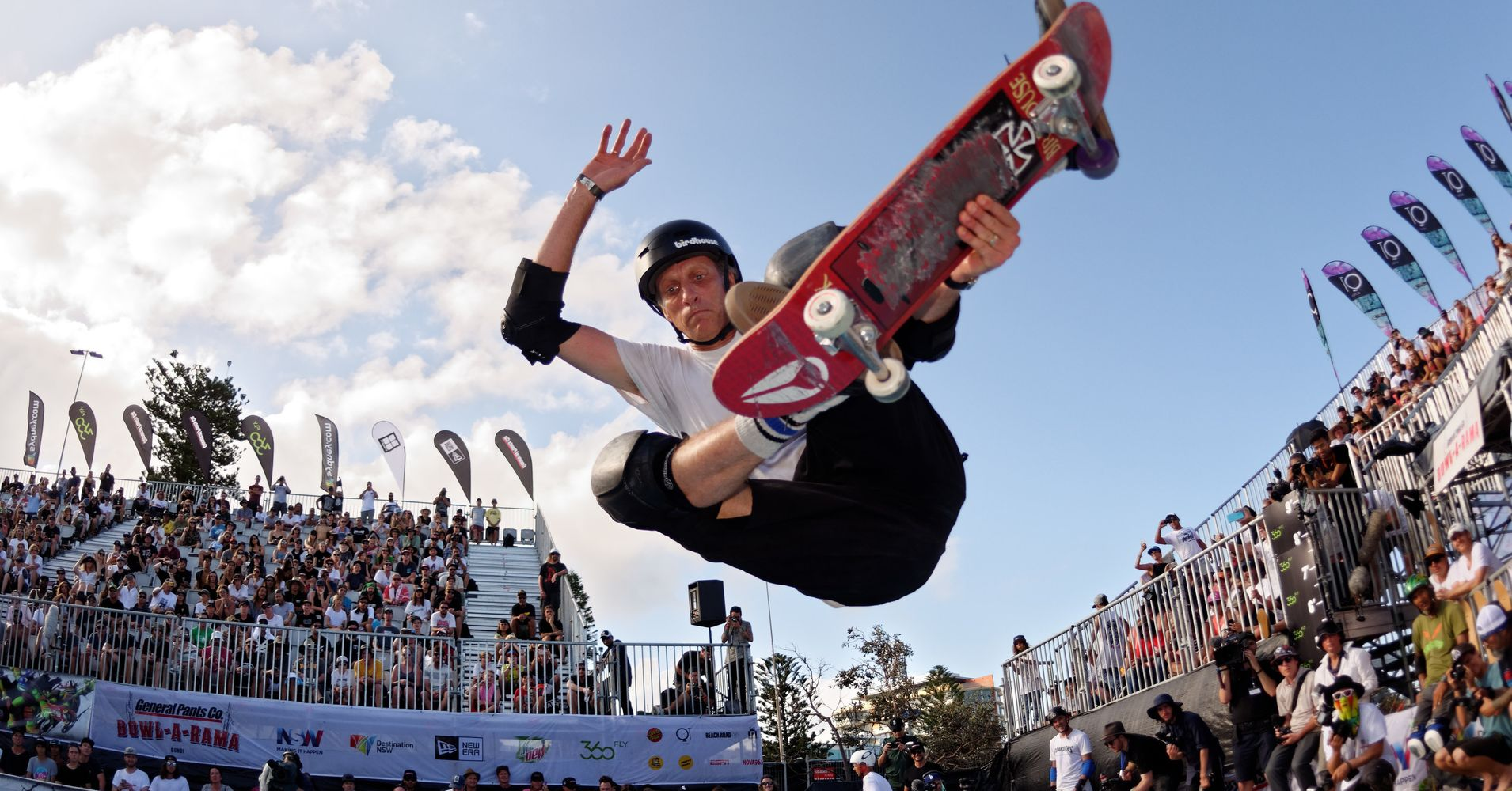 Skateboarding And Surfing Are Very Close To Becoming ...