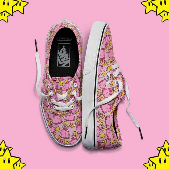 Nintendo Vans Will Make All Your 90s Dreams Come