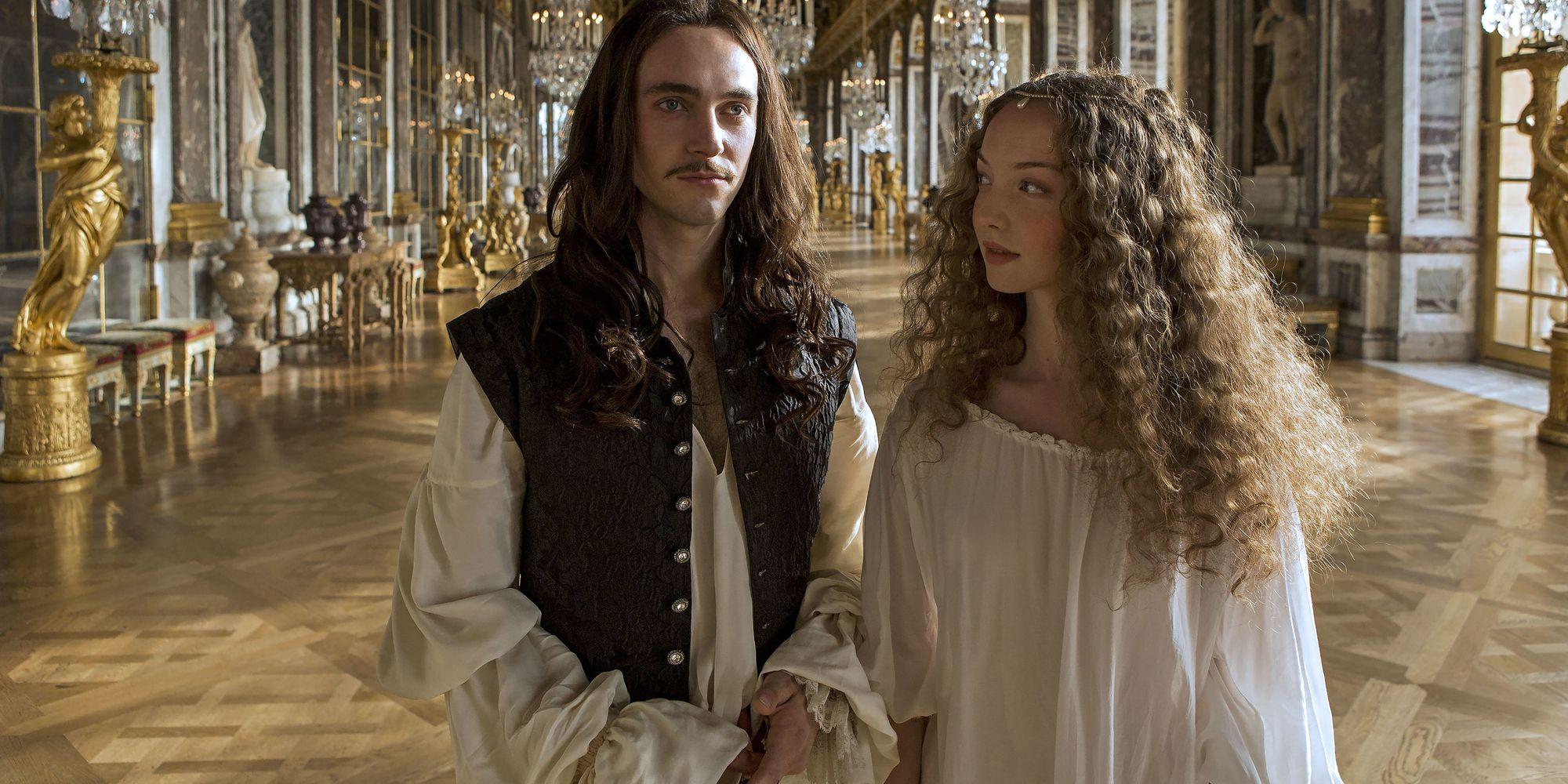 Versailles sex