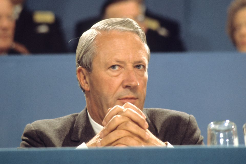 Whittle wondered in his adolescence whether former Tory prime minister Edward Heath was