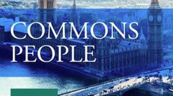 Commons People Politics Podcast: Keep Your Friends Close, Your Enemies