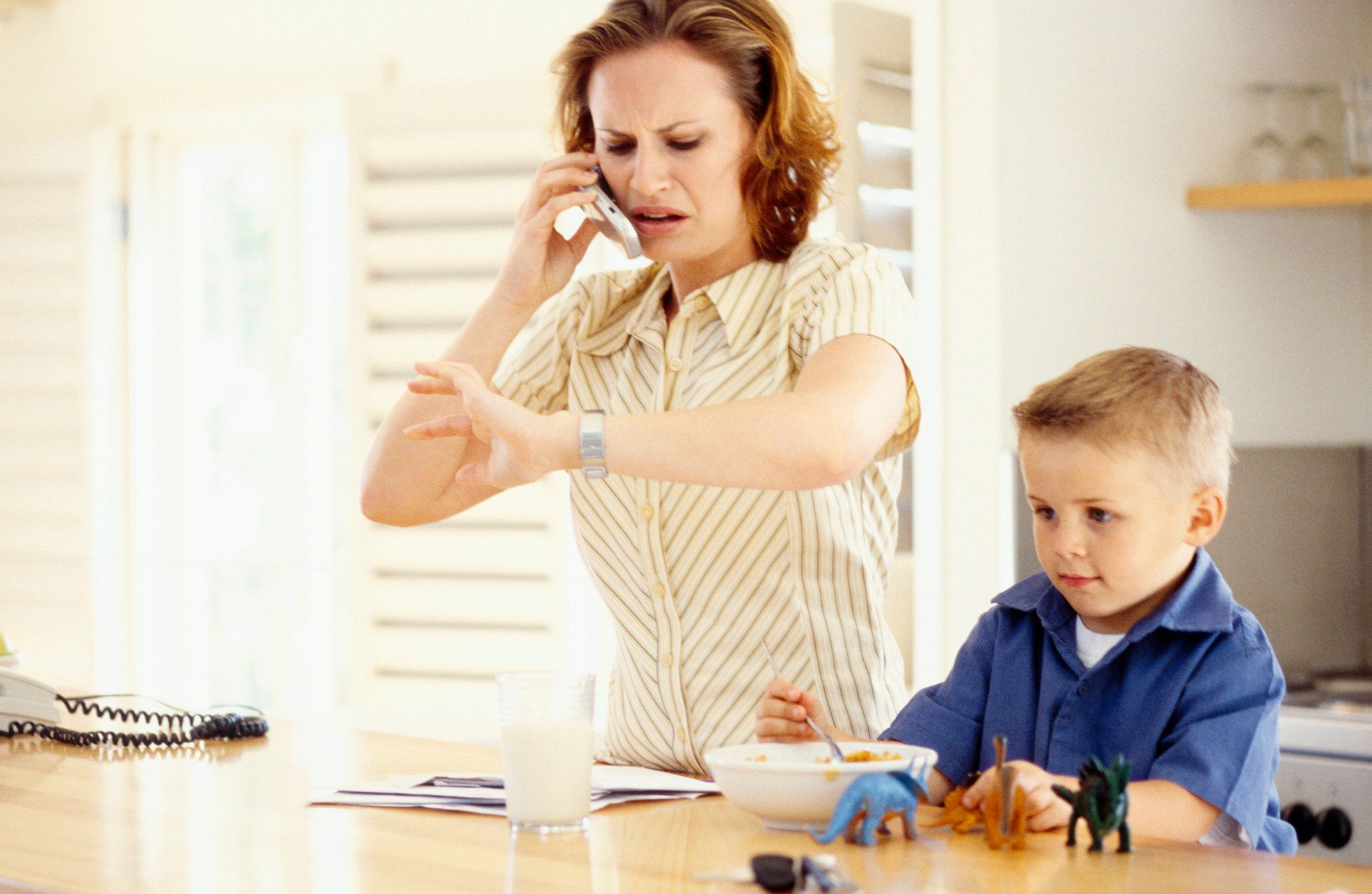 Child Safety Week: Parents Mesmerised By Mobile Phones Put Kids In