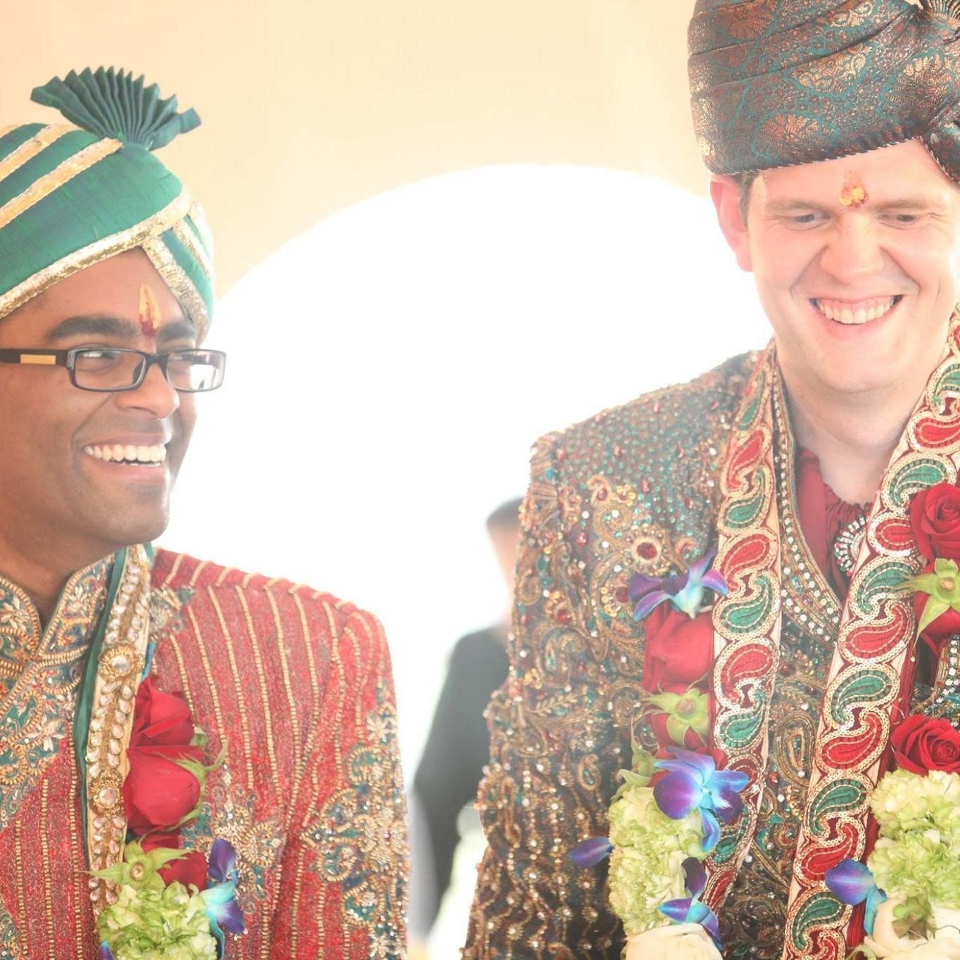 Indian Parents Throw Beautiful Hindu Wedding For Gay