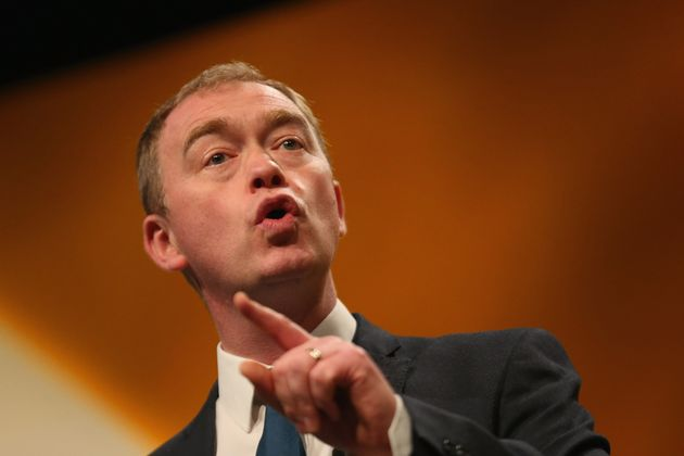 Lib Dem leader Tim Farron has said Brexit would mean higher prices and lower