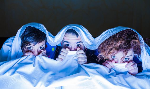 Here's How To Plan The Perfect Scary Night