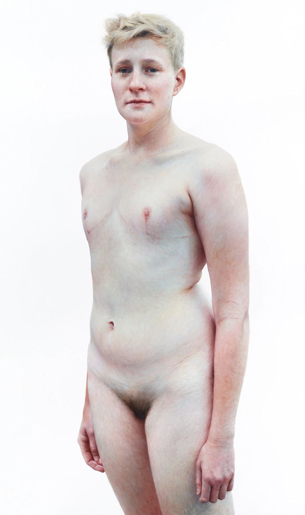 Unflinching Nude Portraits Explore The True Spectrum Of -5393