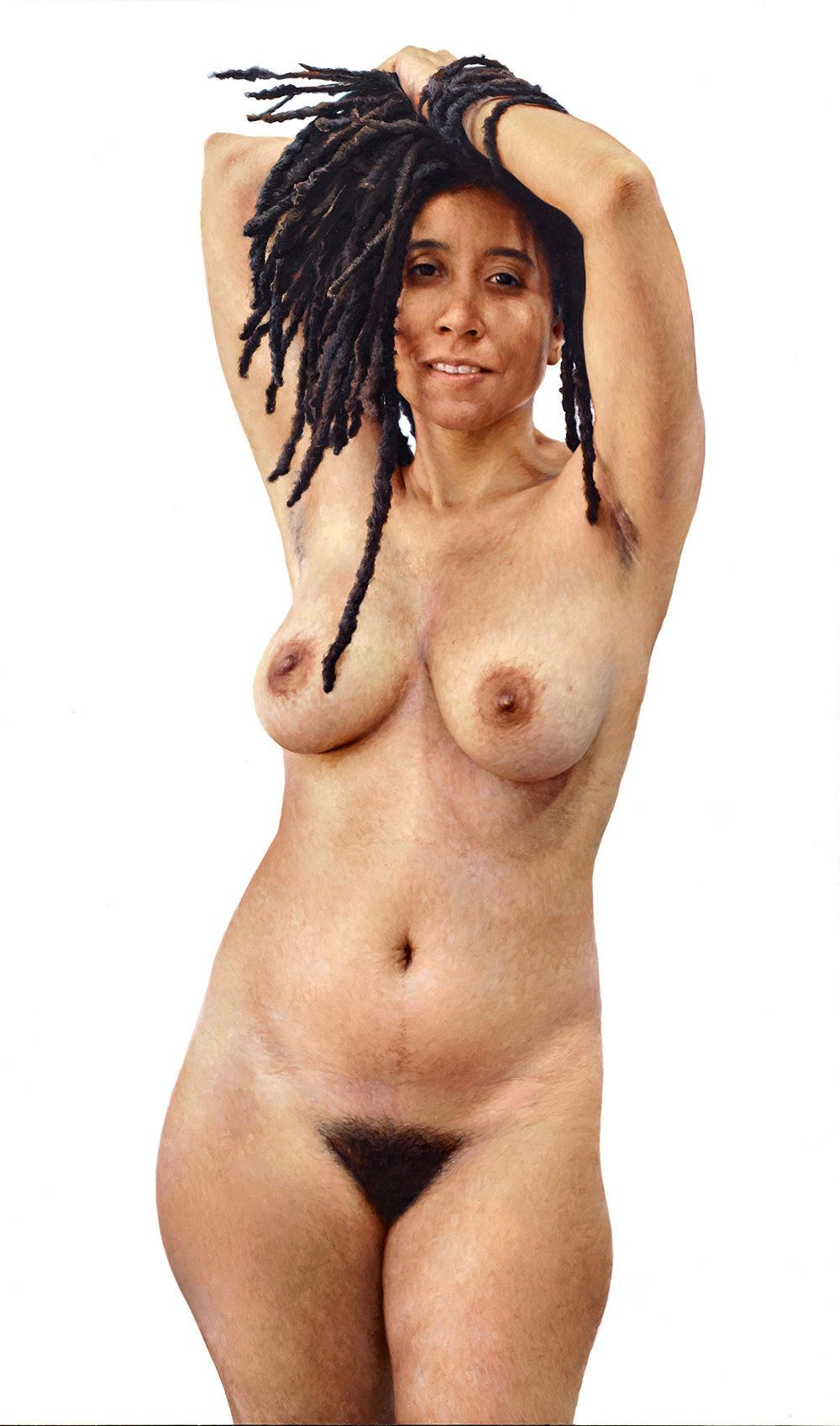 Aging womens nude body types