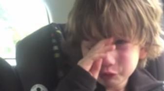 6-year-old Henry Marr's emotional plea about the environment is going viral.